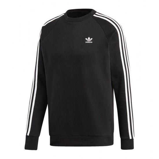 Adidas 3-Stripes Crewneck Sweatshirt DV1555